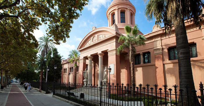 <p>Biblioteca-Museu V&iacute;ctor Balaguer, fundat l&rsquo;any 1884.</p>