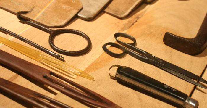 Outils de réparation des filets