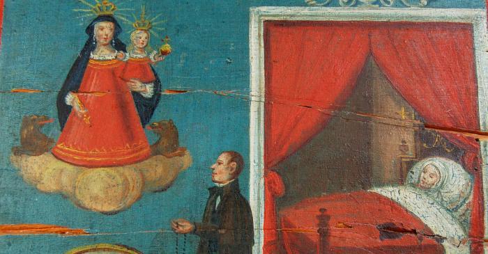 Ex-voto altarpieces