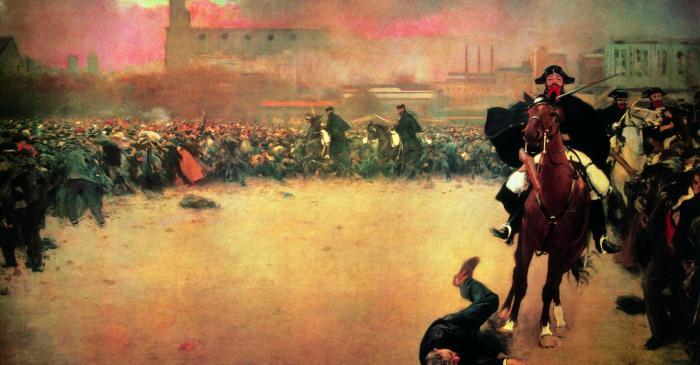 <p>La c&agrave;rrega, Ramon Casas, 1899-1903. Oli sobre tela. Dip&ograve;sit del Museo Nacional Centro de Arte Reina Sof&iacute;a.</p>