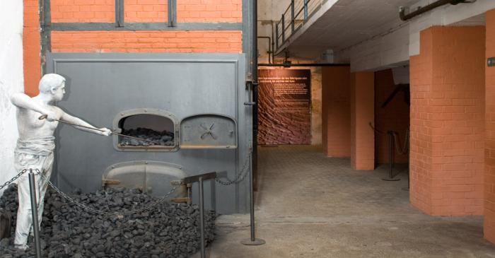 <p>Espace des chaudi&egrave;res de l&rsquo;ancienne usine textile</p>