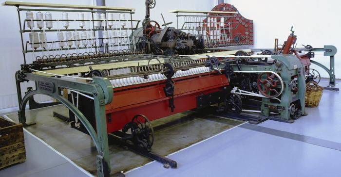 <p>Renvideur automatique, fabriqu&eacute; par la Soci&eacute;t&eacute; Alsacienne de Constructions M&eacute;caniques, datant de 1903</p>