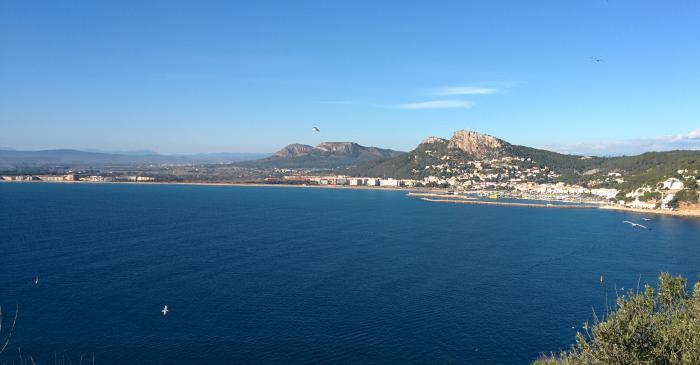 Compartimos un paisaje mediterráneo
