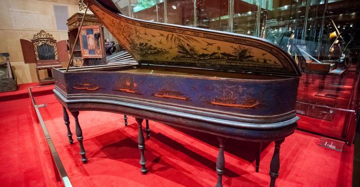 <p>Christian Zell harpsichord (Hamburg), 1737. CC-BY Sara Guastev&iacute;</p>