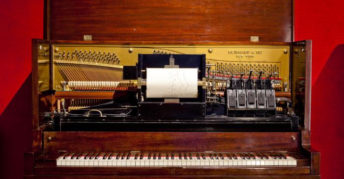 <p>Player piano MDMB 1702&nbsp;&copy;&nbsp;Rafael Vargas</p>