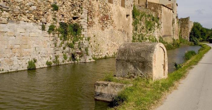 <p>Canal du moulin</p>