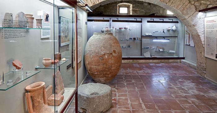 <p>Sales d&rsquo;hist&ograve;ria (Arqueoxarxa, Josep Casanova).</p>