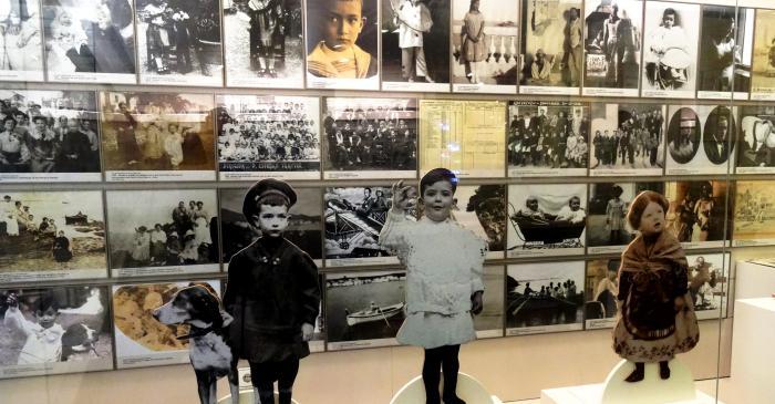 <p>El pintor Salvador Dal&iacute; tamb&eacute; va ser nen i jove. En aquest espai en podeu veure una mostra. Foto &copy; MJC</p>