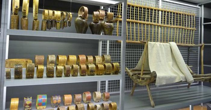 <p>Shepherd exhibition room.</p>