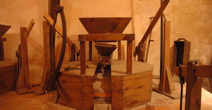 <p>El edificio vuelve a producir harina gracias a su museizaci&oacute;n.</p>