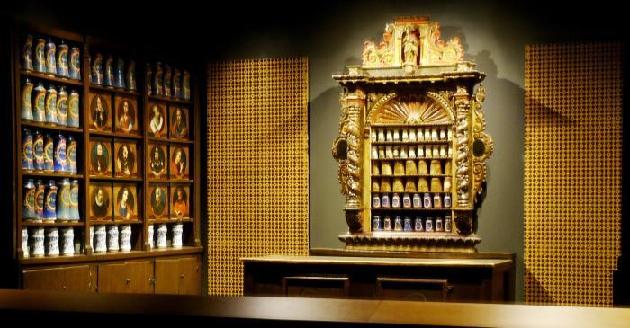<p>Section 3. Esteva Pharmacy Exhibition.</p>