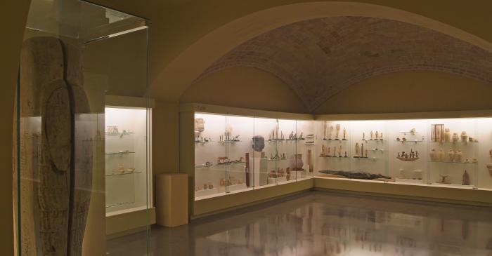 <p>Salle d&rsquo;arch&eacute;ologie.</p>