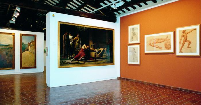 <p>Exposición permanente, segundo piso</p>