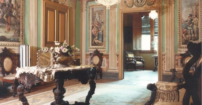 <p>Sala Hern&aacute;n Cort&eacute;s. Foto: Museu de Terrassa</p>