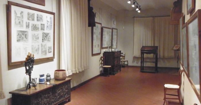 <p>Sala Mateu Avellaneda. Foto: Museu de Terrassa</p>
