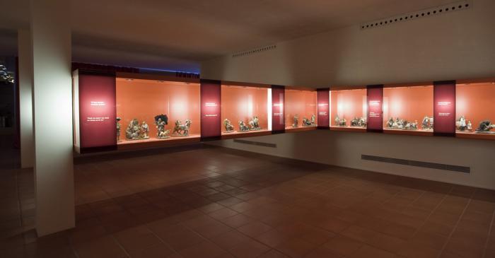 <p>La Sala Trait&eacute; muestra una colecci&oacute;n &uacute;nica de etnograf&iacute;a rural, con un total de 84 esculturas.</p>