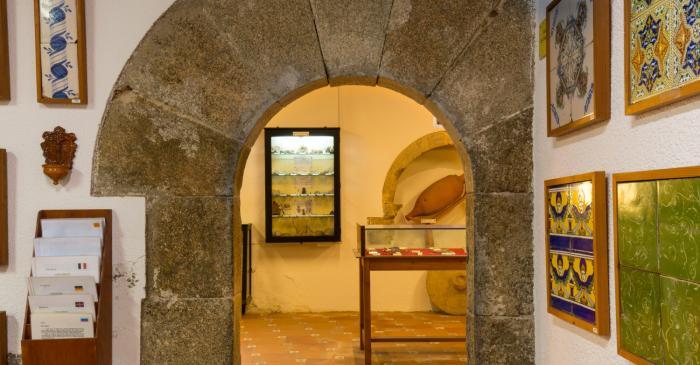 <p>La sala d&rsquo;arqueologia aplega, principalment, peces ib&egrave;riques i romanes</p>
