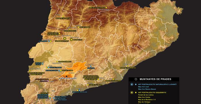"""<p><strong><span style=""""font-weight: 400;"""">Fins ara, s&rsquo;han trobat a Catalunya m&eacute;s de setanta conjunts d&rsquo;art rupestre prehist&ograve;ric</span></strong>.</p>"""