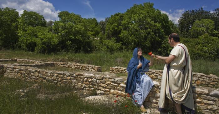 <p>Esta explotaci&oacute;n agropecuaria romana fue localizada en los a&ntilde;os sesenta.</p>