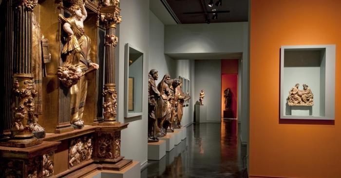 <p>Renaixement. Sala 22. &copy;&nbsp;Museu Frederic Mar&egrave;s. Foto: Guillem F-H</p>