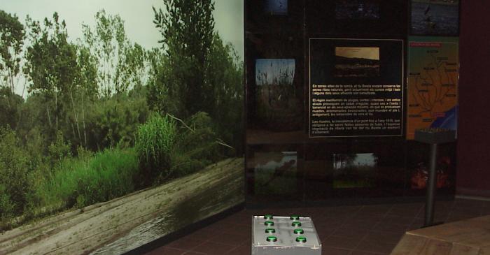 <p>El riu Bes&ograve;s i el seu ecosistema</p>