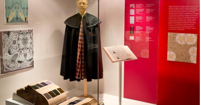 <p>Exhibition&nbsp;<em>Retalls d&rsquo;ahir i d&rsquo;avui</em>&nbsp;(<em>Cuttings of yesterday and today)</em>. Photo by Quico / CDMT.</p>