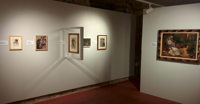 <p>Francesc Gimeno, paisatgista del Montgrí</p>