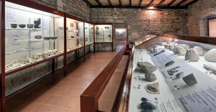 <p>La sala de Neol&iacute;tic (Arqueoxarxa, Josep Casanova)</p>