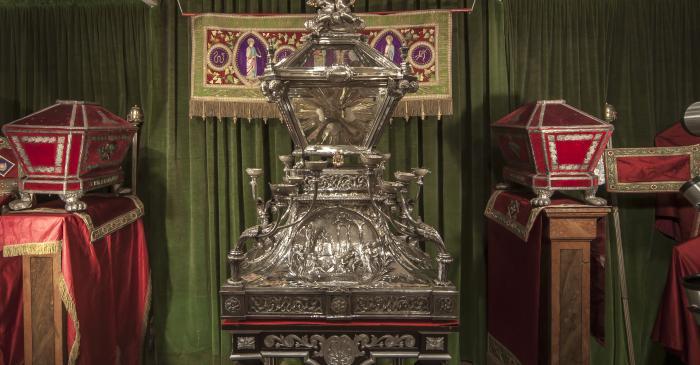 <p>Photographie de la Section mus&eacute;ale des Saintes. Auteur&nbsp;: Ramon Manent</p>