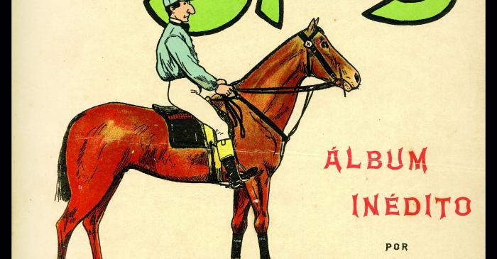 "<p><strong>Joaquim Xaudar&oacute; y Echau&nbsp;</strong>(Vigan, Filipinas, 1872 &ndash; Madrid, 1933)</p> <p>Cartel de <em>Los Sports</em>. &Aacute;lbum, hacia 1898</p> <p>Litograf&iacute;a sobre papel</p> <p>Colecci&oacute;n Marc Mart&iacute;</p> <div id=""gtx-trans"" style=""position: absolute; left: 48px; top: 49px;"">&nbsp;</div>"