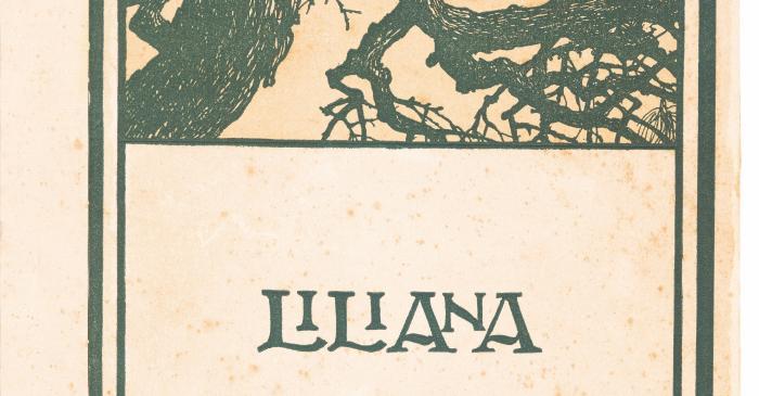 <p>Liliana. Poema. Oliva: Vilanova &amp; Geltr&uacute;, 1907</p>