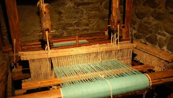 <p>El teler de Casa Gassia data del segle XVII.</p>