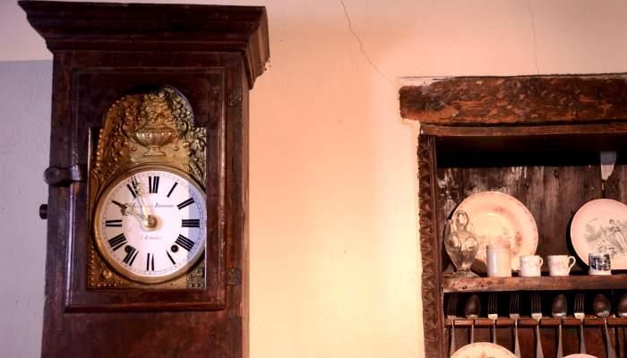 <p>Un reloj Morez no solo indicaba la hora, sino tambi&eacute;n el nivel econ&oacute;mico de la familia.</p>