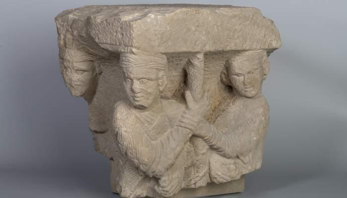 <p>Capitell atribu&iuml;t a Ram&oacute;n de Bianya, amb una cronologia de segle XIII.</p>