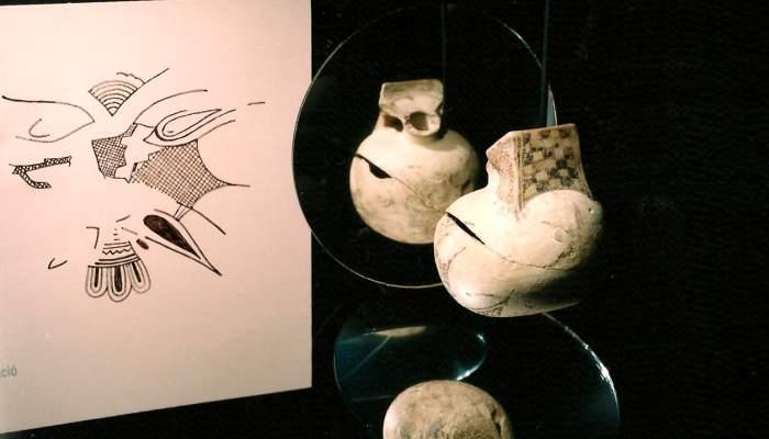<p>Ar&iacute;balo de origen corintio de Milmanda.</p>