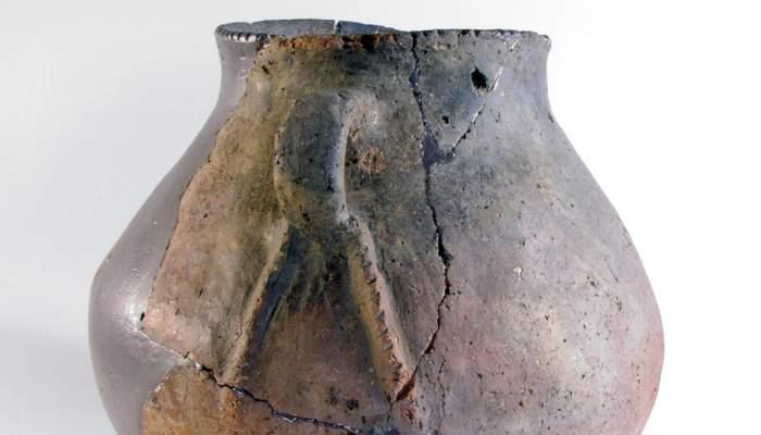 <p>Vas del neol&iacute;tic antic de la cova de Mariver (Mart&iacute;s, Esponell&agrave;).</p>