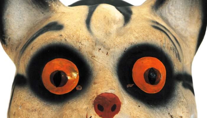 <p>Animals de cartr&oacute; com aquest van ser un joguet molt popular a principis del segle XX. Foto &copy; Jordi Puig</p>