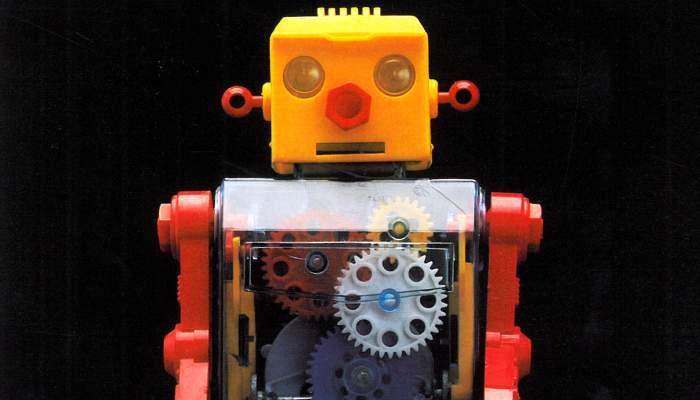 <p>A partir del 1950, els robots van comen&ccedil;ar a poblar les llars dels nens i nenes. Foto &copy; Jordi Puig</p>