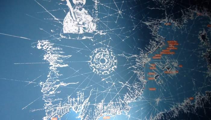 <p>Mapa del Mare Nostrum.</p>