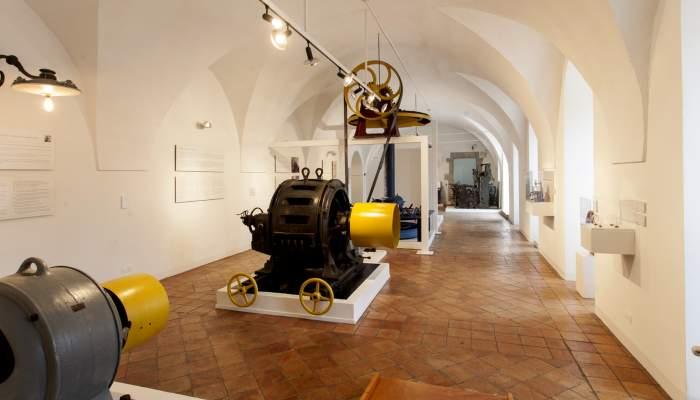 <p>Turbina hidr&aacute;ulica de tipo &ldquo;Fontaine&rdquo;, fabricada por Planas, Flaquer i Cia., Pedret, 1898.</p>