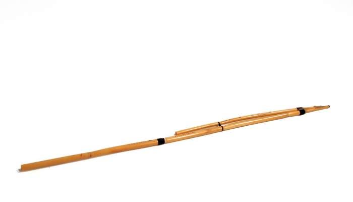 <p>Launeddas, instrument de Sardaigne.</p>