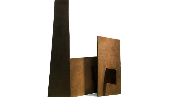<p>No title (iron sculpture), Leonci Quera, 1962-1964.</p>