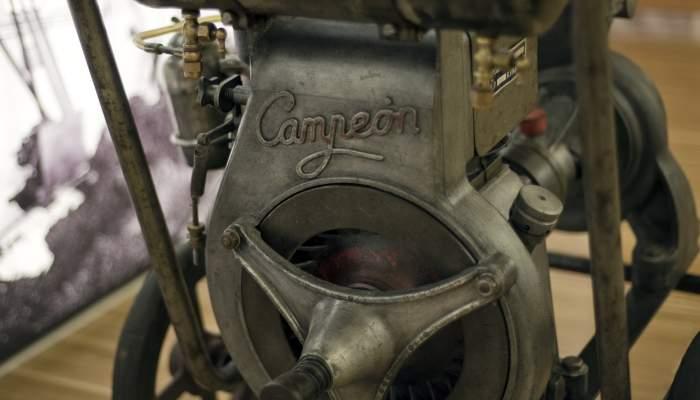 <p>Pompe &agrave; eau Campe&oacute;n type C2.</p>