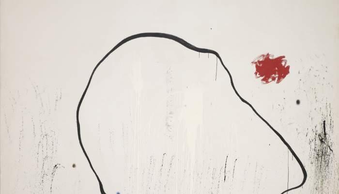 <p><em>L&rsquo;esperan&ccedil;a del condemnat a mort</em>, Joan Mir&oacute;, 1974, acrylic on canvas, 267 &times; 351 cm, Joan Mir&oacute; Foundation, Barcelona</p>