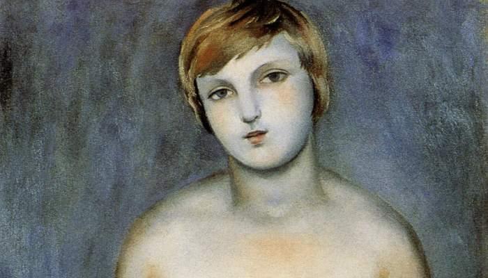 <p><em>Femme avec raisin</em>, Josep de Togores, 1926, Saint-Tropez, &oacute;leo sobre tela. &copy; Xavi Oliv&eacute;</p>