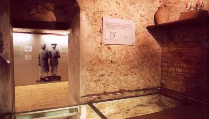 <p>Horno para cocer pan, Centre d'Interpretaci&oacute; de la vila medieval de Terrassa. Foto: Museo de Terrassa</p>