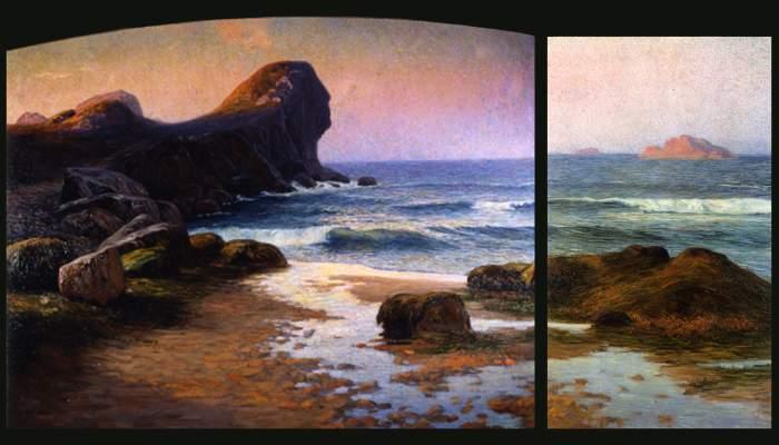 <p><em>La esfinge de Roscoff</em>, J. Nogu&eacute; Mass&oacute;, 1910.</p>