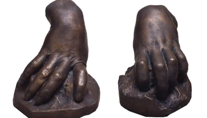 <p><em>Lefts and Right Hands of Julio Antonio</em>, Julio Antonio<em>, </em>1911.</p>