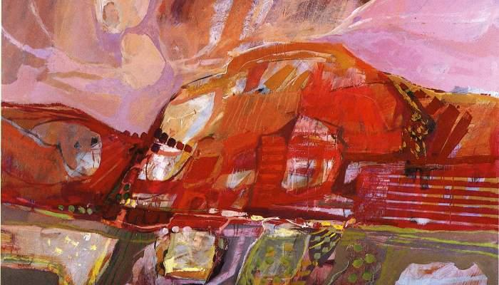 <p><em>Paysage</em>, Gonzalo Lind&iacute;n, 1983.</p>