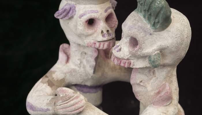 <p>Els joguets, una part ben rica de l&rsquo;art popular mexic&agrave;, tenen un &uacute;s com&uacute; i cerimonial. Foto: &copy; Jordi Puig</p>